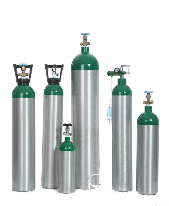 gas cylinders co2